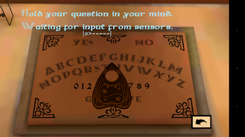 Screenshot of My Own Ouija Board (Free)