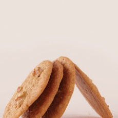 Anna's Walnut-Rum Wafers