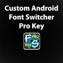 Custom Font Switcher Pro Key