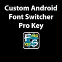 Custom Font Switcher Pro Key