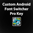 Custom Font Switcher Pro Key icon