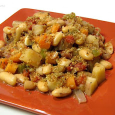 Vegan Bean Cassoulet