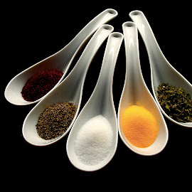 Spices by Richard Timothy Pyo - Food & Drink Ingredients