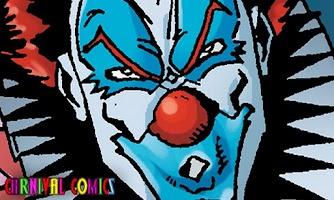 Screenshot of CARNIVAL COMICS Reader
