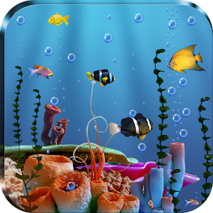 App live fish feed wallpaper apk for kindle fire for Live fish games