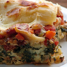 Mediterranean Lasagna  (Cooking Light)