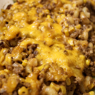 Hamburger Corn Casserole Recipes