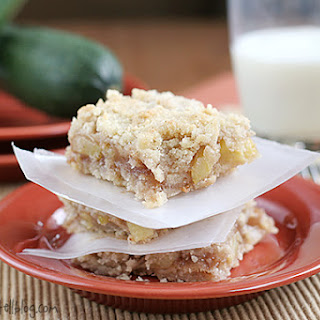 Zucchini Dessert Bars Recipes