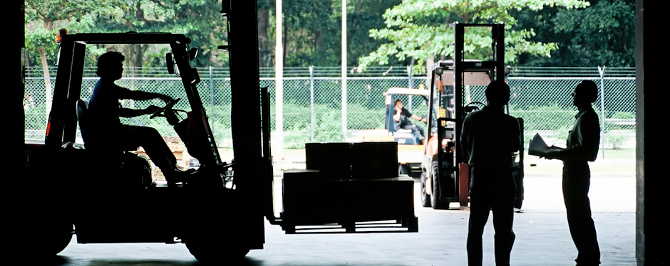 Forklifts in Newcastle