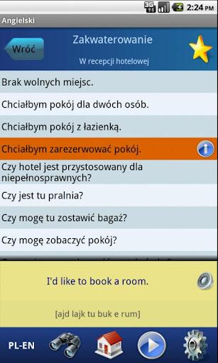 Angielski- Ucz się i rozmawiaj