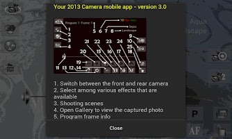 Screenshot of Your 2013 Camera