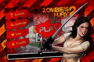 Screenshot of Zombie's Fury 2