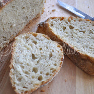 Easy Dutch Oven Crusty Bread