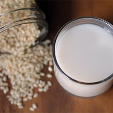 DIY Rice Milk