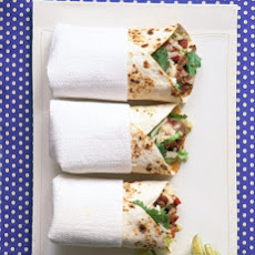 Beef-and-Potato Burritos
