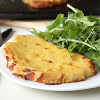 Classic Welsh rarebit