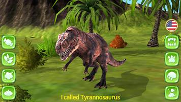 Screenshot of Dinosaur 3D-Tyrannosaurus Free