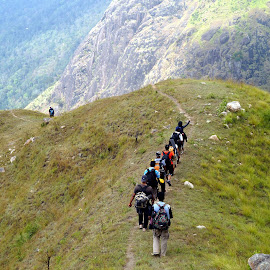 Trek by Chandrasekar RC - Landscapes Travel ( trekking )