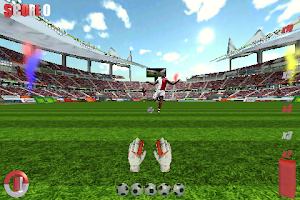 Screenshot of SW: Goalkeeper