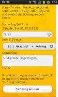 Screenshot of Tii-Ticket Inspector Informer