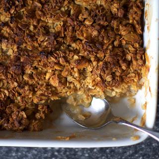 Breakfast Apple Granola Crisp Recipes