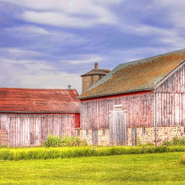 Old Barn by Laura Greene - Buildings & Architecture Other Exteriors