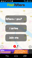 Screenshot of FastWhere - Find my friends