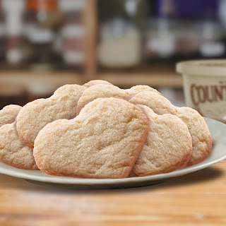 Country Crock Sugar Cookies