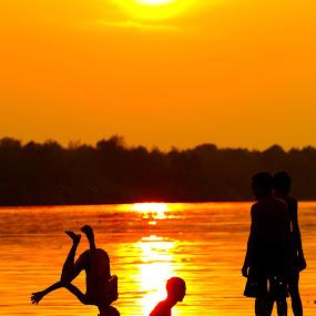 by Oji Kulup - Landscapes Sunsets & Sunrises