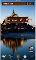 Screenshot of Mont Saint-Michel for[+]HOME