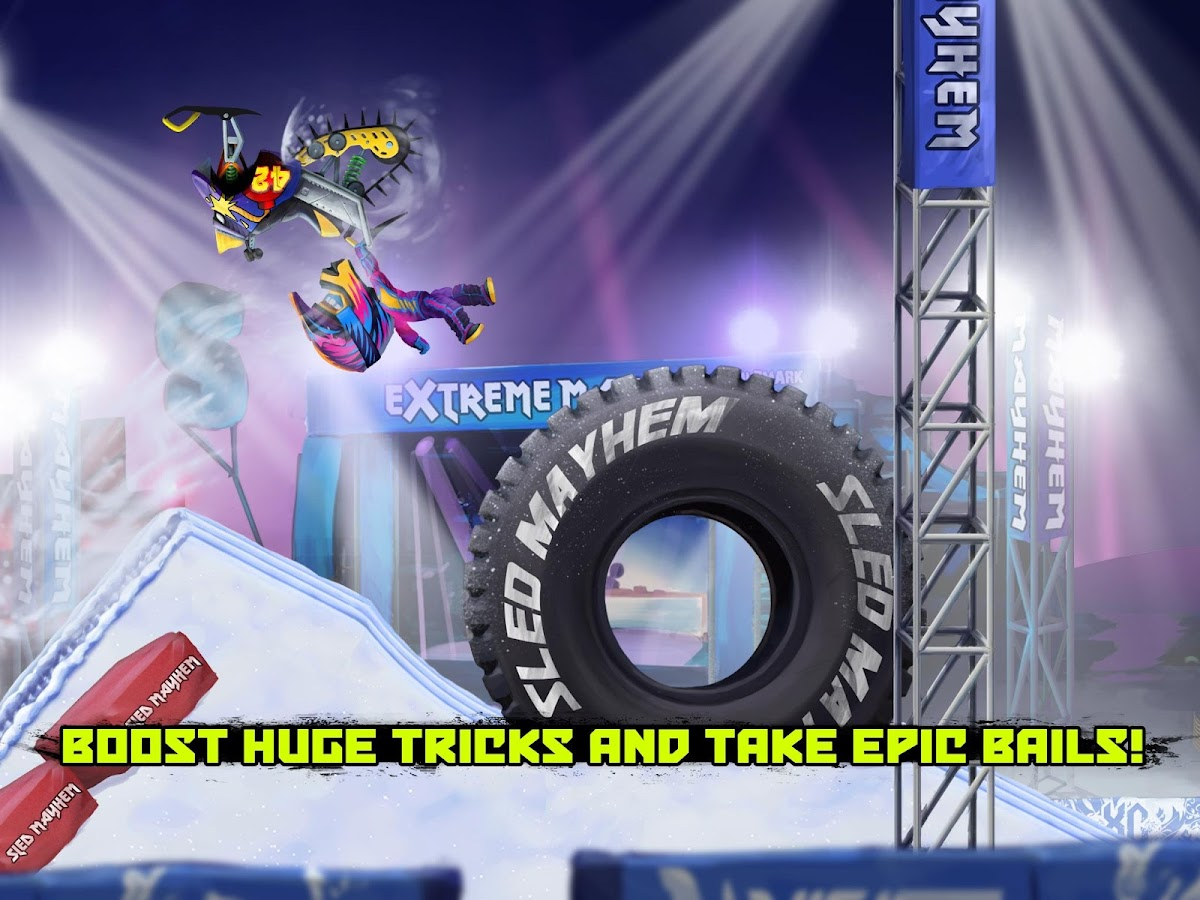 Sled Mayhem Screenshot 9