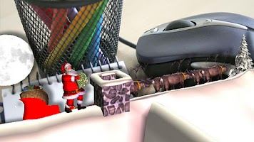 Screenshot of Santa Spy