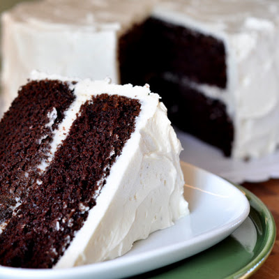 Unbelievable Chocolate Cake