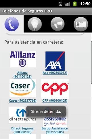 Telefonos de Seguros PRO