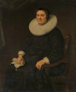 RIJKS: Hercules Sanders: painting 1651