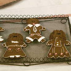Basic Gingerbread Cookies