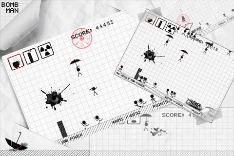 玩街機App|Bomb Man 炸弹塔防免費|APP試玩
