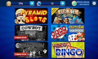 Screenshot of GeaxCasino™ - Bingo,Slots,VP