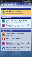 Screenshot of QuizMob - Nederlandse quiz