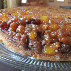 Mean Chef's Pineapple Upside-Down Cake
