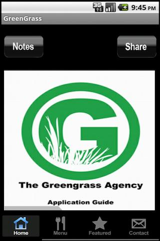 The GreenGrass Agency