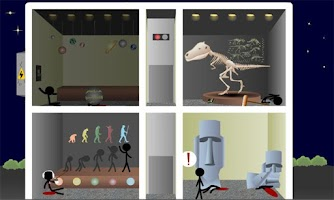 Screenshot of Stickman Death Game