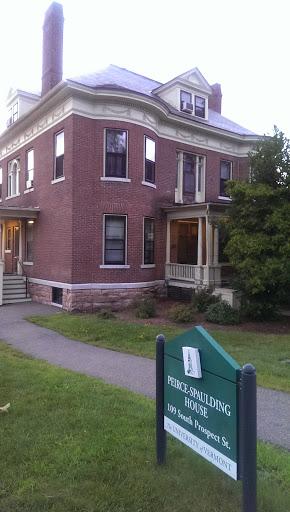 Pierce-Spaulding House