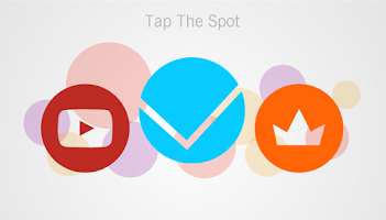 Screenshot of Tap The Spot