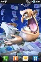 Screenshot of max greed