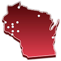 Wisconsin Fishing Maps - 14K icon