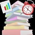 勉強時間管理 -勉強の計画と記録 icon