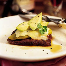 Chile Cheese Steak with Avocado
