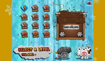 Screenshot of War Game Destroy Bears