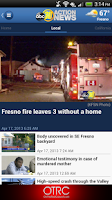 Screenshot of ABC30 Fresno